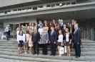 Чествование медалистов - выпускников 2013-2014 уч.г.